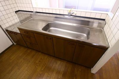 【キッチン】パレ清水が丘
