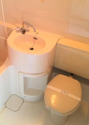 【トイレ】ピア油小路