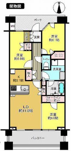 藤沢市辻堂神台1丁目 クラッシィハウス辻堂 中古マンション