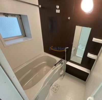 【浴室】レオンヴァリエ大阪ベイシティⅡ