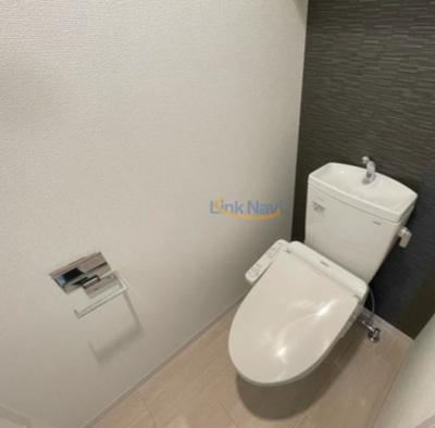 【トイレ】レオンヴァリエ大阪ベイシティⅡ