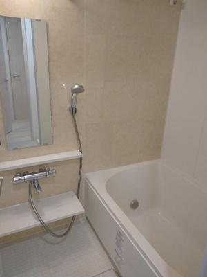 【浴室】ベーカーハウス