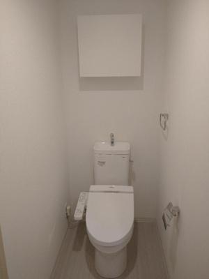 【トイレ】ベーカーハウス