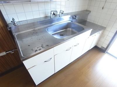 【キッチン】イトーコーポラス
