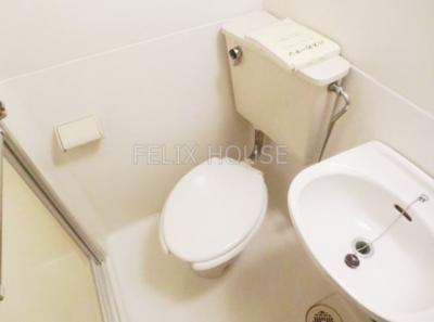【トイレ】日神パレス北池袋