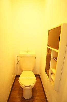 【トイレ】シャンコート