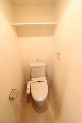 【トイレ】ジュネーゼみなと弁天町