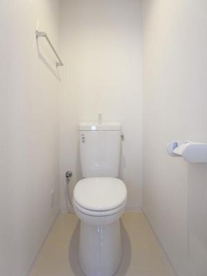 【トイレ】シルクメゾン