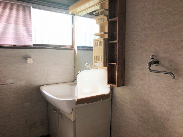 1階の洗面所