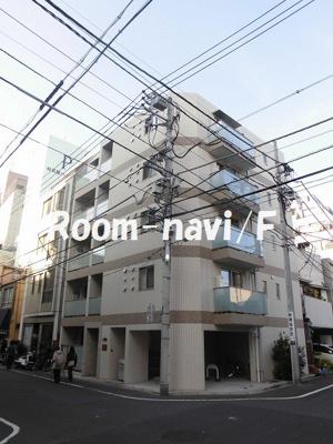 【外観】元浅草YKマンション