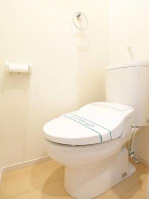 【トイレ】キャナルレジデンス・アイ