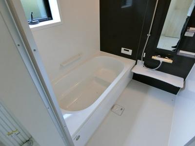 【浴室】小美玉市山野1期 新築戸建て
