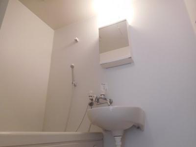 【浴室】フォーブル松庵