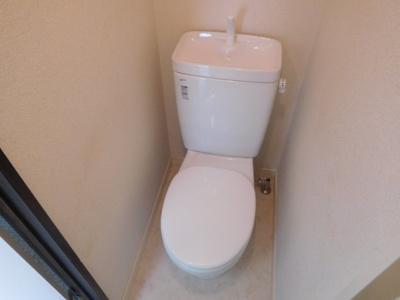 【トイレ】フォーブル松庵