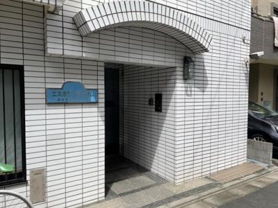 【エントランス】エスポワールハイム
