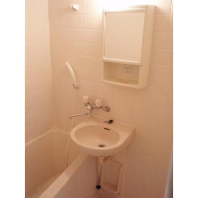 【浴室】エスポワールハイム