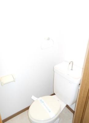 【トイレ】エスポワールハイム