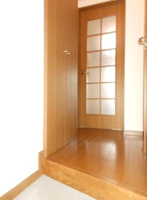 【玄関】エスポワールハイム