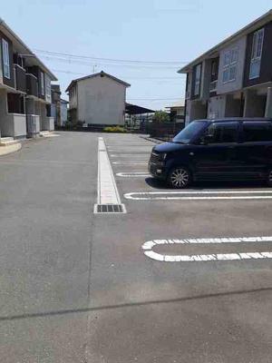 【駐車場】プラッツ渡里B