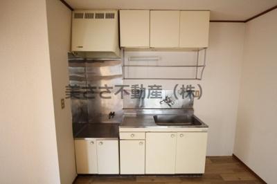 【キッチン】コーポレイメイ