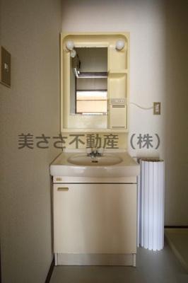 【独立洗面台】コーポレイメイ