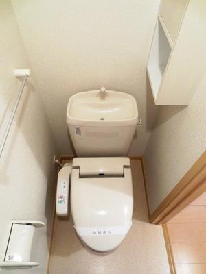 【トイレ】SOUTH HILLS