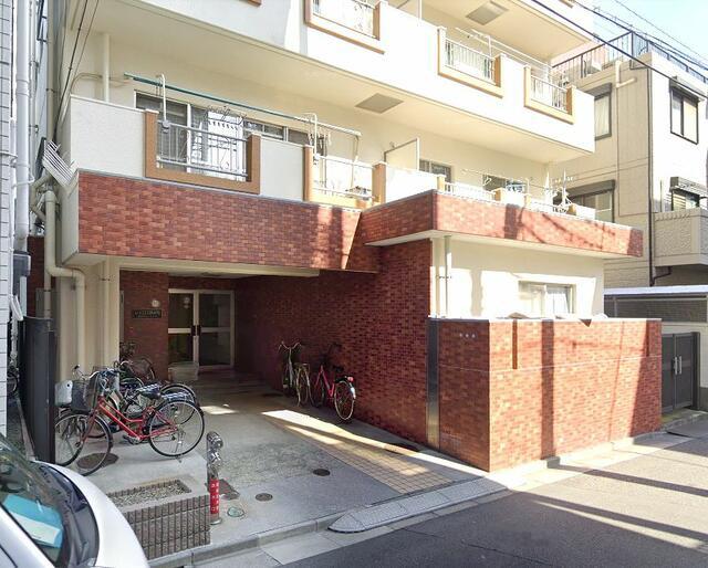 【エントランス】シュロス錦糸町
