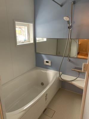 【浴室】土器戸建Ⅱ