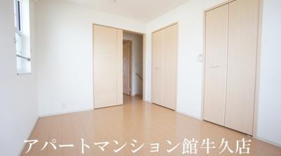 【洋室】ボヌール・シュプレームE