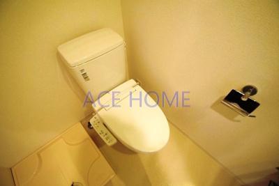 【トイレ】コンフォリア扇町