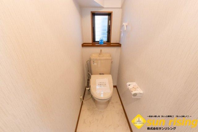 【トイレ】東大和市南街3丁目 中古戸建
