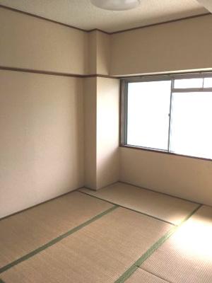 【寝室】タウンコート北本