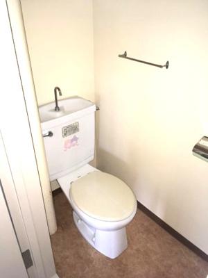 【トイレ】タウンコート北本