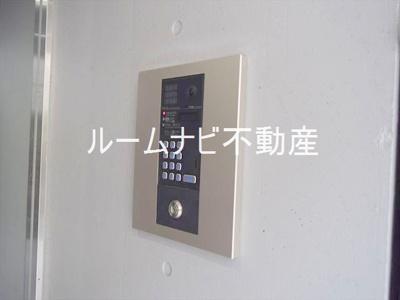 【セキュリティ】COCOCUBE滝野川Ⅱ