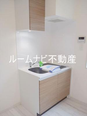 【キッチン】COCOCUBE滝野川Ⅱ