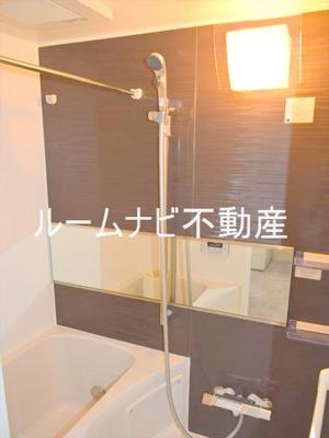 【浴室】COCOCUBE滝野川Ⅱ