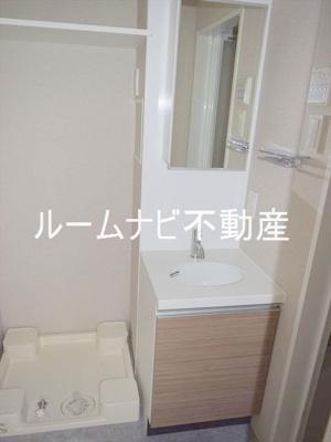 【独立洗面台】COCOCUBE滝野川Ⅱ