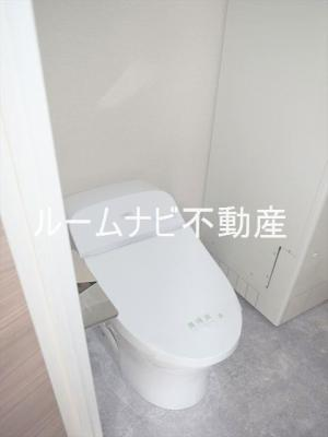 【トイレ】COCOCUBE滝野川Ⅱ
