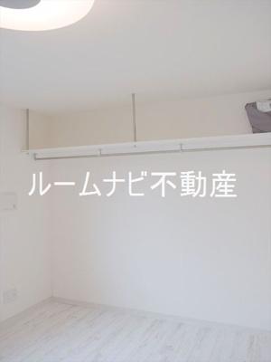 【収納】COCOCUBE滝野川Ⅱ