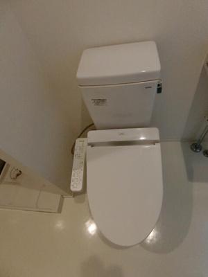 【トイレ】オークスクエアエビス