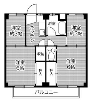 ビレッジハウス野田2号棟