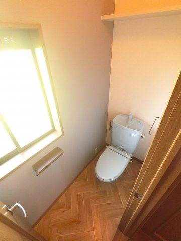 【トイレ】みずほ台1丁目A邸戸建
