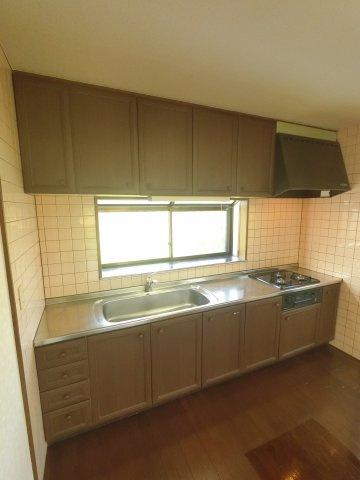 【キッチン】みずほ台1丁目A邸戸建