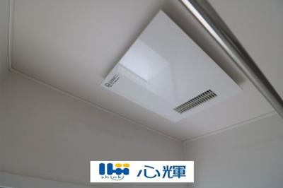 浴室換気・乾燥・暖房機です。