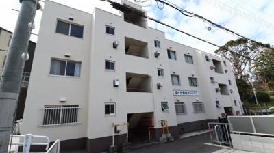 【エントランス】霞ヶ丘関西マンション