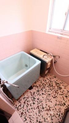 【浴室】霞ヶ丘関西マンション