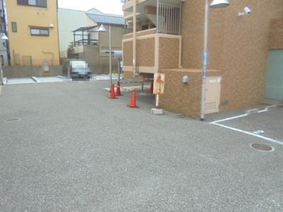 【駐車場】ルミエール