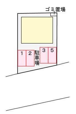 【区画図】Abitazione領家