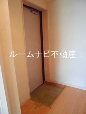 【玄関】アトーレ小豆沢マンション