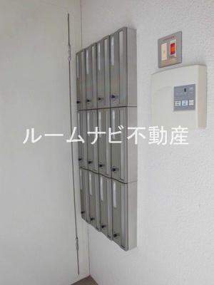 【設備】アトーレ小豆沢マンション